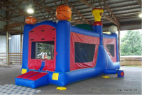 Inflatable Sport Combo